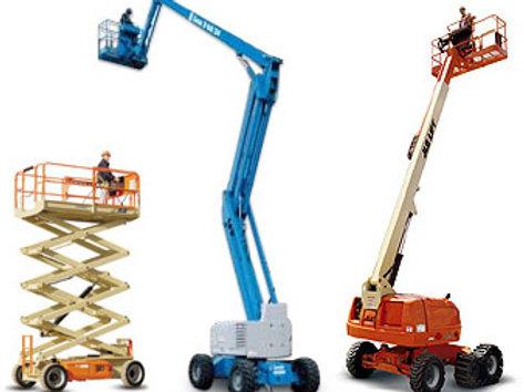 Anzac - Aerial Lift / Scissor Lift / Zoom Boom