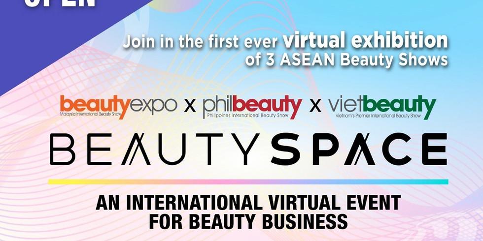 OXYTAP @ Beauty Space 2020 virtual