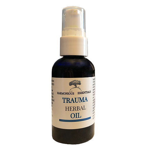 Trauma Herbal Oil w/ CBD