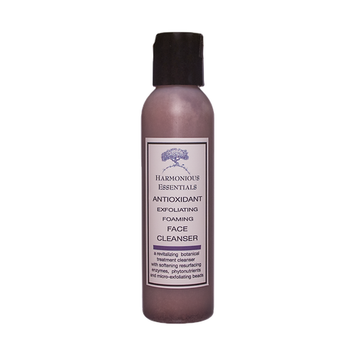 Antioxidant Exfoliating Face Cleanser w/ Acai