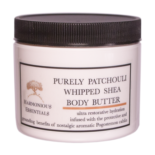 Purely Patchouli Whipped Shea Body Butter