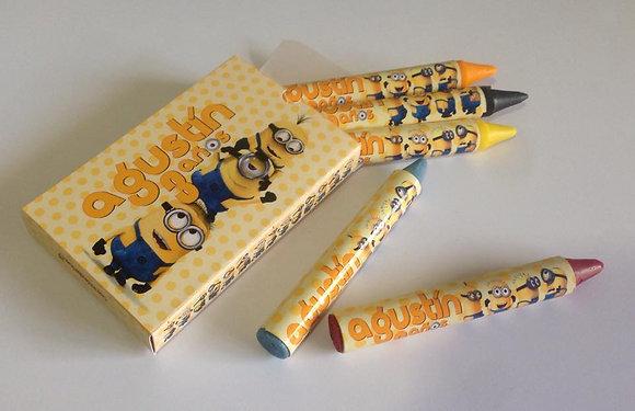 Caja de lápices personalizados