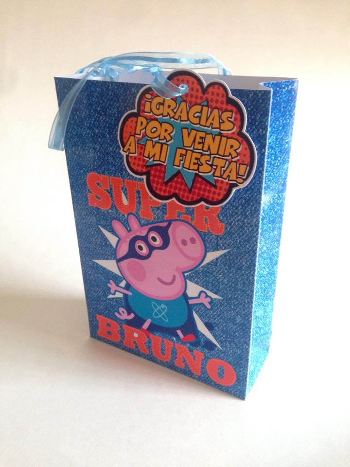 Bolsa de papel George Superheroe.jpg