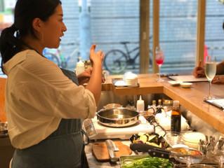 トリュフ食材専門店 Muccini Italia (ムッチーニ イタリア)のトリュフ料理教室第7弾‼︎