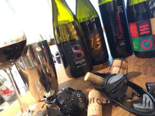 ムッチー二 イタリア イートイン 新しいワインメニュー