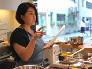 トリュフ食材専門店 Muccini Italia (ムッチーニ イタリア)のトリュフ料理教室でした!
