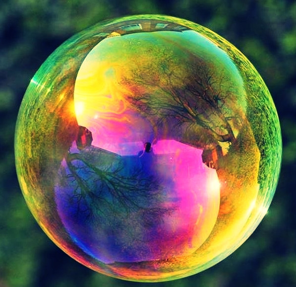 Artistic Bubble