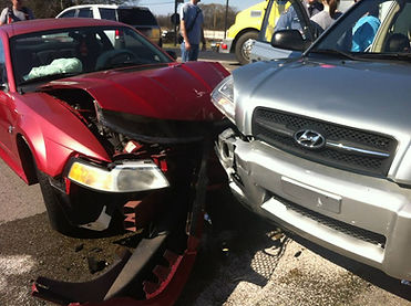 Car accident, personal injury, attorney