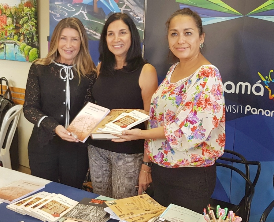 Embajadora de Panamá