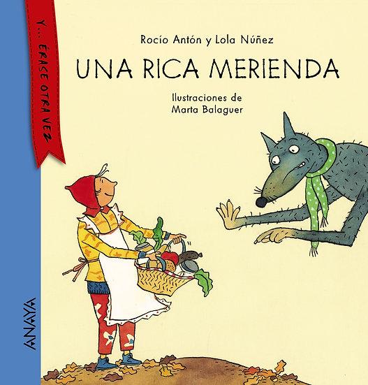 Una rica merienda - Rocío Antón