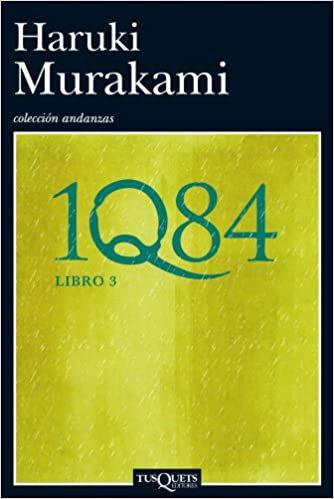 1Q84 Libro 3 - Haruki Murakami