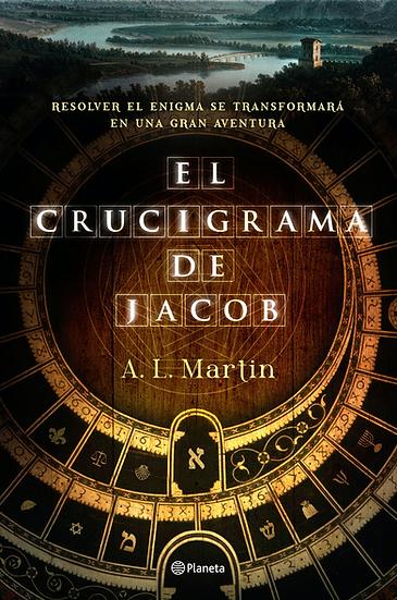 El crucigrama de Jacob - Ana L. Martin