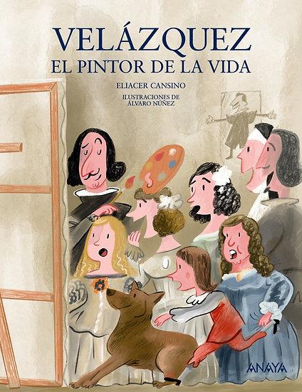 Velázquez el pintor de la vida