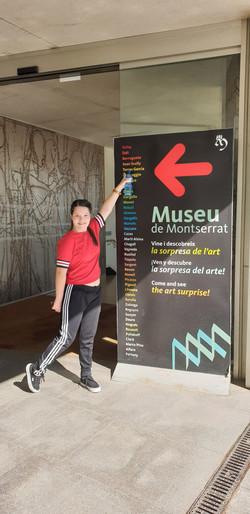 Museum Montserrat, Abadía de Montserrat,