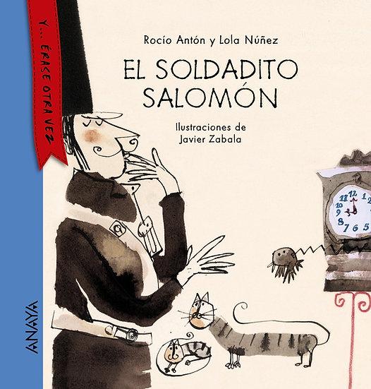 El soldadito Salomón - Rocío Antón
