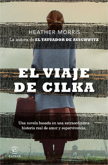 El viaje de Cilka - Heather Morris
