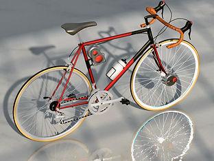 Motor pneumático para bicicletas