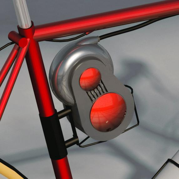 Motor pneumático para Bicicleta