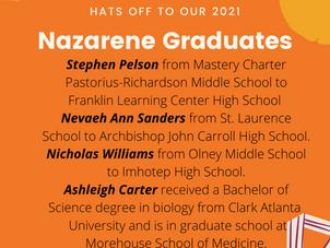 Graduation Greetings