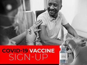 COVID-19 Vaccine Sign-Up