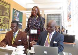 Tiguidanke Camara, Chairman & CEO