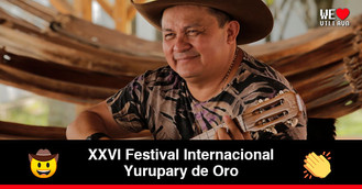 En vivo este 24 de octubre, el festival más importante  del Guaviare