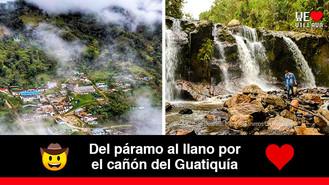 San Juanito, un municipio de paisajes y cascadas majestuosas