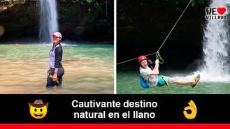 La Cascadas del Amor en Uribe, Meta