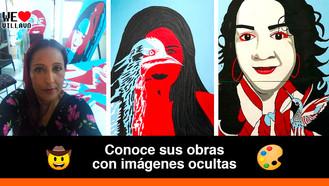 Las obras en 3D de Sandra Yanneth Rojas Guevara