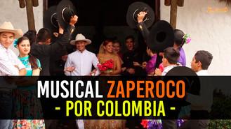 Vive Zaperoco, el musical llanero de gira por Colombia