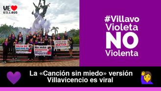 Mujeres de Villavicencio realizaron producción audiovisual contra la violencia de género