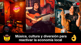 """""""Tómate la Cultura"""" llegó a los bares de Villavicencio"""