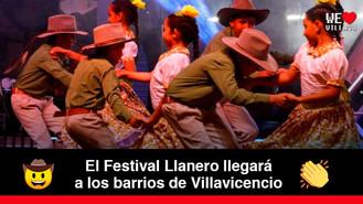 Villavicencio tendrá Festival Llanero
