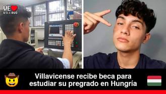 Juan Felipe Torres pide el apoyo de los llaneros para poder viajar a Hungría