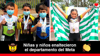 El Meta obtuvo 40 medallas en certamen internacional de patinaje
