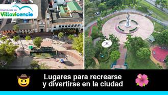 5 parques que debes visitar en Villavicencio