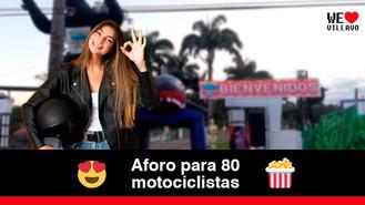 Se inaugura el primer Motocinema en Villavicencio