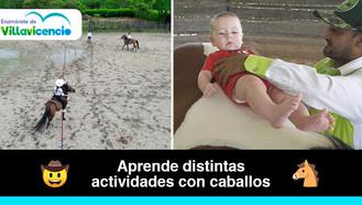 5 escuelas en Villavicencio para los amantes de los caballos