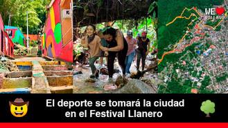 Villavicencio podrá disfrutar de 3 días de recreación deportiva