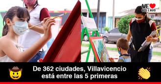 """Villavicencio es preseleccionada al premio """"Construyendo Sueños - Niñez, Adolescencia y Familia"""""""