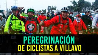 Más de 3.500 ciclistas pedalearon a Villavicencio