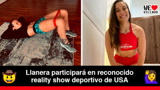 La villavicense Nathalia Sánchez Cárdenas estará en Exathlon Estados Unidos
