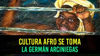 """Expocisión """"Damagua: Corazón Afro"""" en la Biblioteca Germán Arciniegas"""