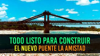 Adjudicada la licitación para construir el Puente La Amistad en Cubarral