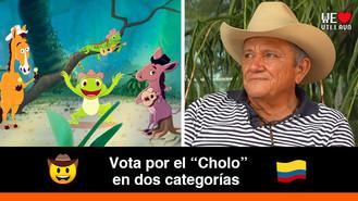 """El Cholo"""" Valderrama fue nominado a los Premios Nuestra Tierra 2021"""
