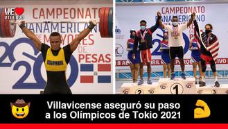 Brayan Rodallegas logró dos medallas de oro y nuevo récord en Campeonato Panamericano