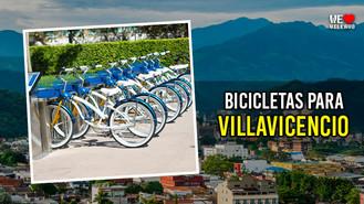 Bicicletas públicas en Villavicencio