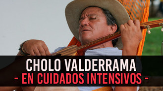 Orlando Valderrama sufre accidente cerebrovascular