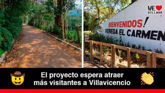 Villavicencio tendrá  atractivo mirador turístico en la vereda El Carmen