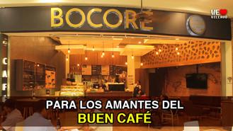 Es hora de hacer una pausa en Café Bocoré